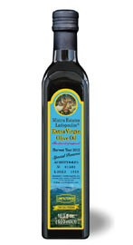 a bottle of Hermes - Dimarakis Kalliston olive oil